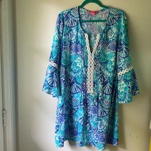 Lily Pulitzer Hollie tunic dress